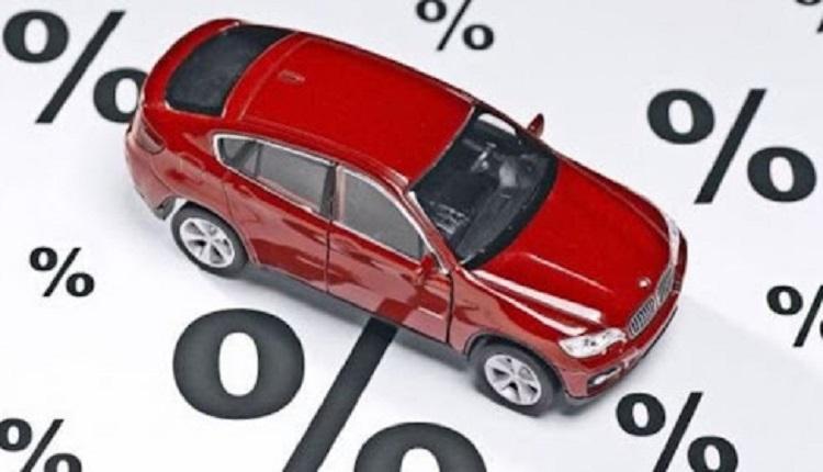 Легковое авто и проценты