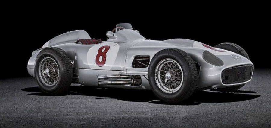 Mercedes W196R F1