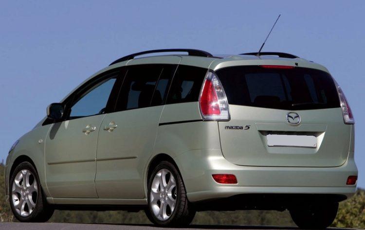 Багажник MAZDA 5 I (CR)