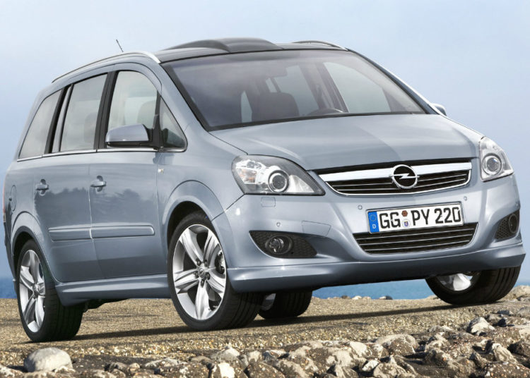 Opel Zafira II Family