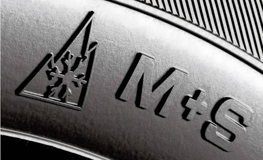 Маркировка шины M+S