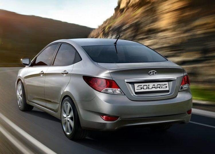 Hyundai Солярис