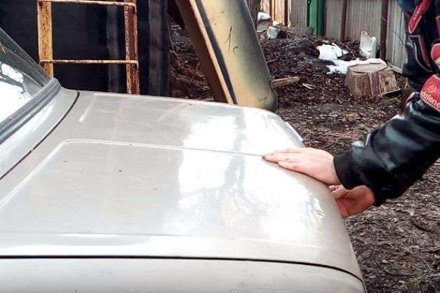 Открытие багажника авто