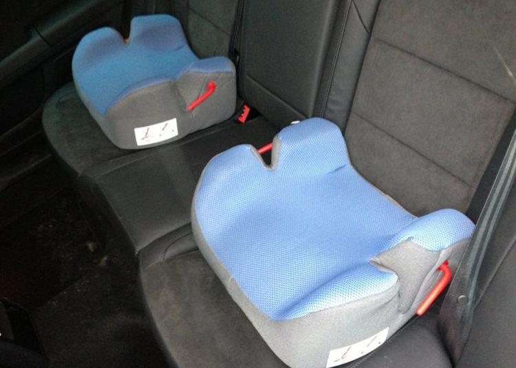 Два бустера в автомобиле
