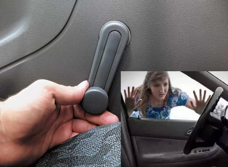 Ручка для открытия стекла в авто